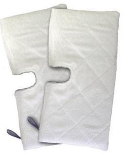 Shark Steam Pocket Mop Pads, 2-Pack Model XT3601, 1 ea