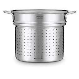 Cuisinart Steamer Insert with Self-Draining Clip, 12 quart,
