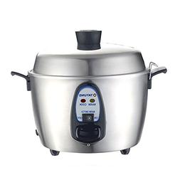 TATUNG TAC-06KN 6 CUP STAINLESS STELL RICE COOKER