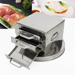 Useful Restaurant Home Kitchen food steamer rice roll steami